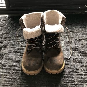 TIMBERLAND WATERPRROOF BOOTS